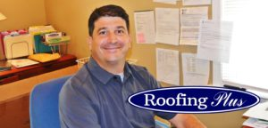 Call Charlie at Roofing Plus
