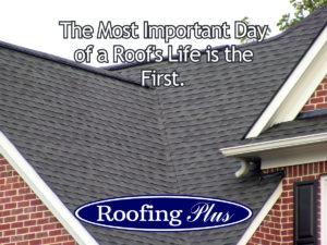 New Roof Marietta GA