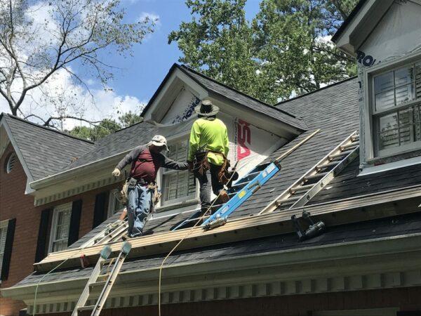 Marietta GA Roofing Replacement